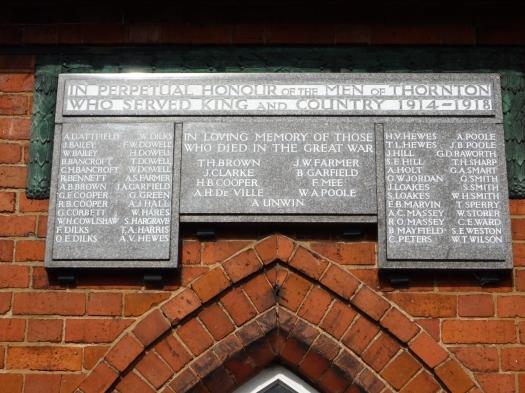aa school war memorial